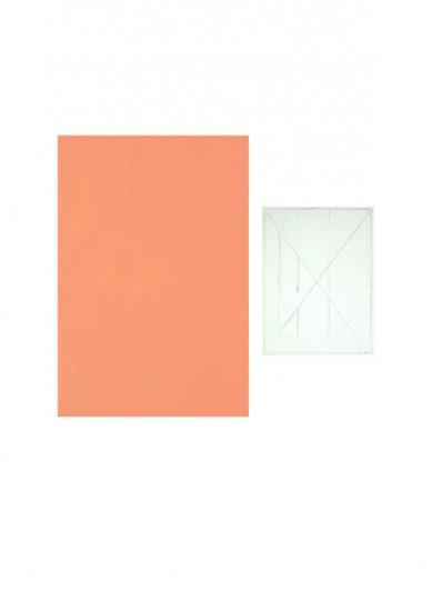 Daniel Schubert – untitled 2011 – oil paint on canvas, acrylic paint on canvas 80 x 55 cm, 40 x 30 cm
