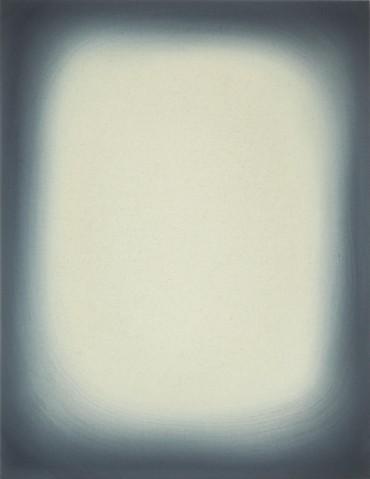 Daniel Schubert – untitled 2014 – egg tempera paint on canvas 45 x 35 cm