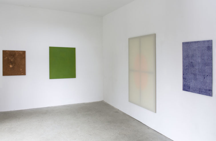 Installation View – BOESKE & HOFLAND amsterdam leipzig – Leipzig – 2016