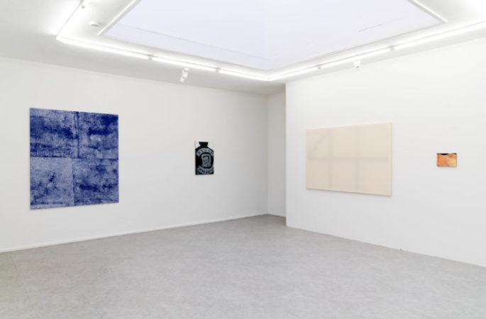 Installation View – Totem with David Benedikt Wirth – Atelier Schloss Jägerhof – Düsseldorf – 2018