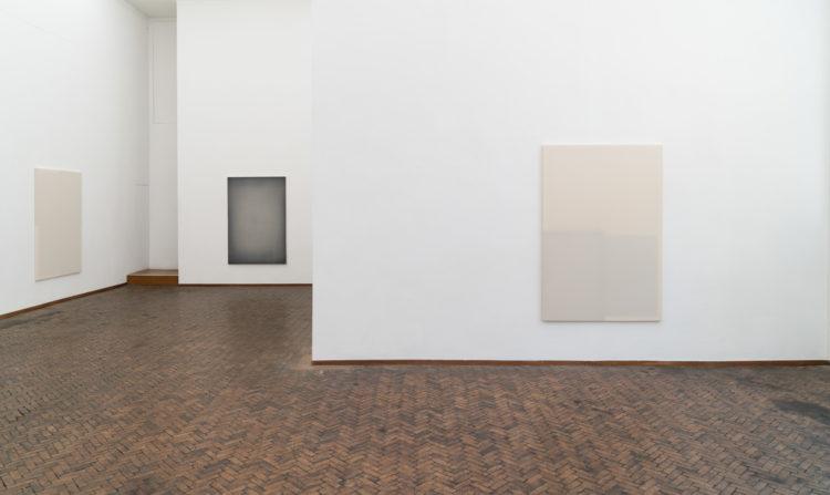 Installation View – a four hand piano piece – Gerhard Hofland – Amsterdam – 2017